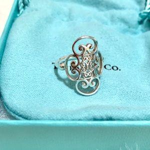 Tiffany & Co. Picasso Goldoni silver ring